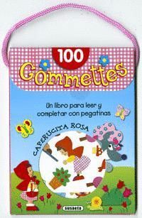 CAPERUCITA ROJA. 100 GOMMETTES