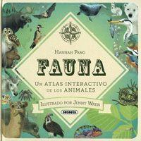 FAUNA. UN ATLAS INTERACTIVO DE LOS ANIMALES