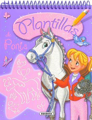 PLANTILLAS DE PONIS