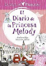 EL DIARIO DE LA PRINCESA MELODY