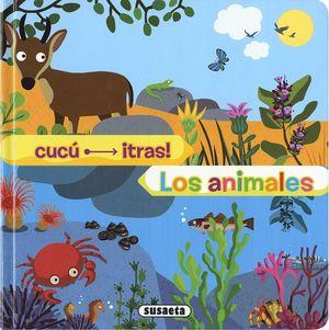 LOS ANIMALES - CUCÚ TRAS