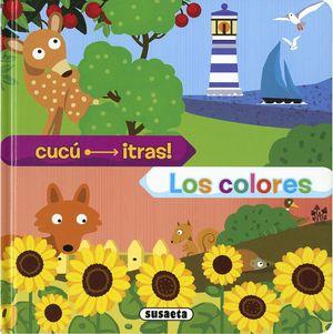 LOS COLORES - CUCÚ TRAS!