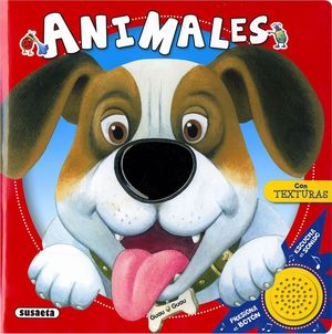 ANIMALES. CON TEXTURAS