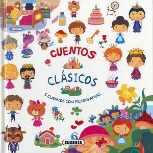 CUENTOS CLÁSICOS. 5 CUENTOS CON PICTOGRAMAS