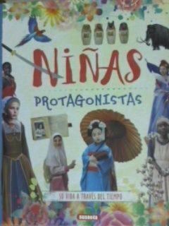 NIÑAS PROTAGONISTAS, SU VIDA ATRAVÉS DEL TIEMPO