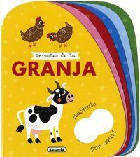 ANIMALES DE LA GRANJA. SUJÉTALO POR AQUÍ!