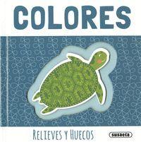 COLORES. RELIEVES Y HUECOS