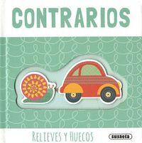 CONTRARIOS. RELIEVES Y HUECOS