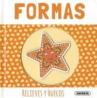 FORMAS. RELIEVES Y HUECOS
