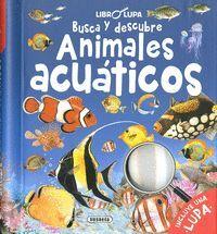 BUSCA Y DESCUBRE ANIMALES ACUATICOS