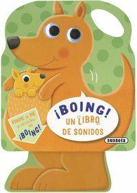 BOING! UN LIBRO DE SONIDOS