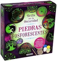 PIEDRAS FOSFORESCENTES. BRILLA EN LA OSCURIDAD (CAJA)