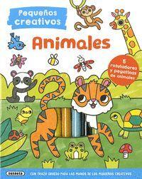 ANIMALES. PEQUEÑOS CREATIVOS
