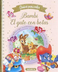BAMBI  / EL GATO CON BOTAS