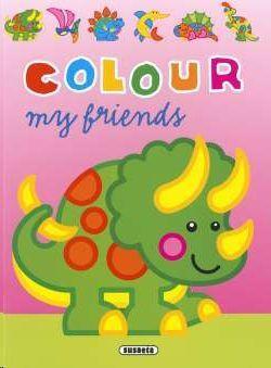 COLOUR MY FRIEND (ROSA)
