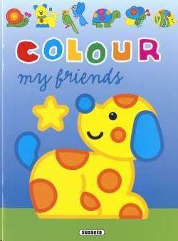 COLOUR MY FRIEND (AZUL)