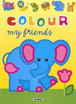COLOUR MY FRIEND (AMARILLO)