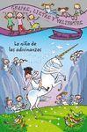 NIÑA DE LAS ADIVINANZAS, LA - GUAPAS, LISTAS Y VALIENTES 6
