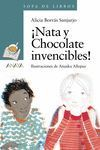 NATA Y CHOCOLATE INVENCIBLES!