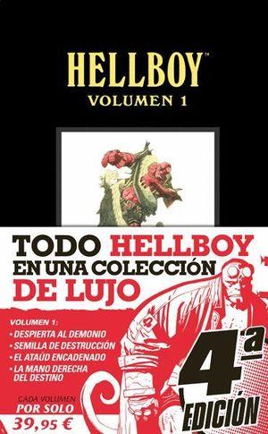 HELLBOY EDICION INTEGRAL VOL 1