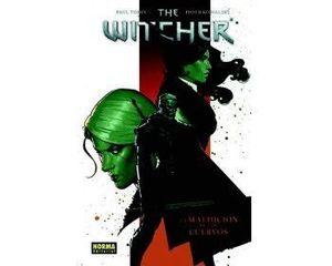 THE WITCHER 3. LA MALDICION DE LOS CUERVOS