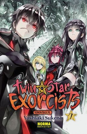 TWIN STAR EXORCISTS: ONMYOUJI 07