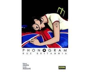 PHONOGRAM 1. RUE BRITANNIA