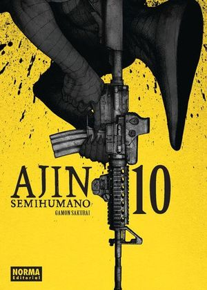 AJIN SEMIHUMANO 10