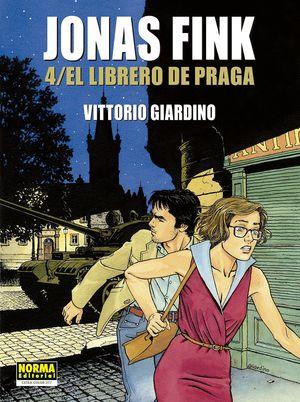 JONAS FINK - EL LIBRERO DE PRAGA (VOL. 4)