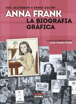 ANA FRANK BIOGRAFÍA GRÁFICA