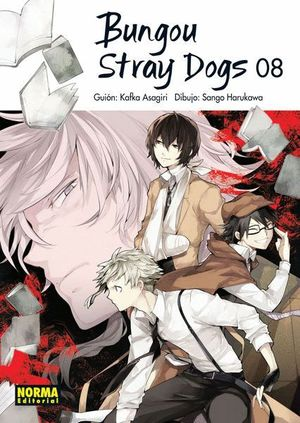 BUNGOU STRAY DOGS 08