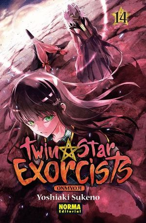TWIN STAR EXORCIST: OMYOUJI 14