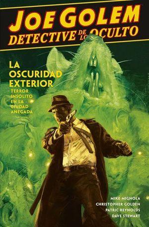 JOE GOLEM DETECTIVE DE LO OCULTO 02