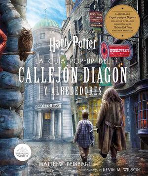 HARRY POTTER: LA GUÍA POP-UP DEL CALLEJON DIAGON Y ALREDEDORES