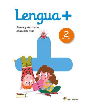 LENGUA 2º PRIMARIA+ TAREAS Y DESTREZAS COMUNICATIVAS