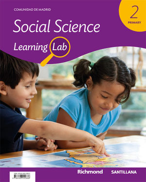 LEARNING LAB SOCIAL SCIENCE MADRID 2º PRIMARY