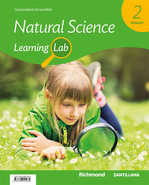 LEARNING LAB NATURAL SCIENCE MADRID 2º  PRIMARY