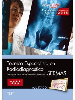 TÉCNICO ESPECIALISTA EN RADIODIAGNÓSTICO. SERVICIO DE SALUD DE LA COMUNIDAD DE M