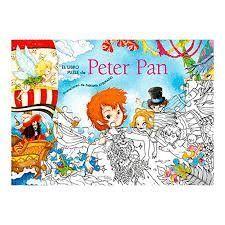 PETER PAN. LIBRO PUZLE