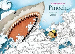 PINOCHO. LIBRO PUZLE