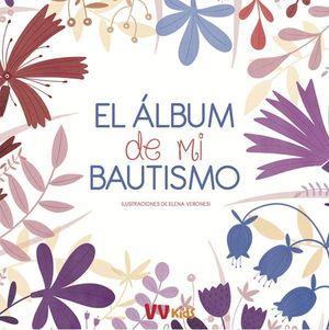 EL ALBUM DE MI BAUTISMO