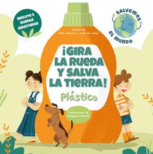 GIRA LA RUEDA Y SALVA LA TIERRA PLASTICO! (VVKIDS
