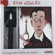 ERIK VOGLER. CRIMENES DEL REY BLANCO (CAJA CON PALO SELFIE)
