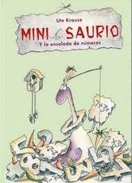 MINI SAURIO Y LA ENSALADA DE NÚMEROS