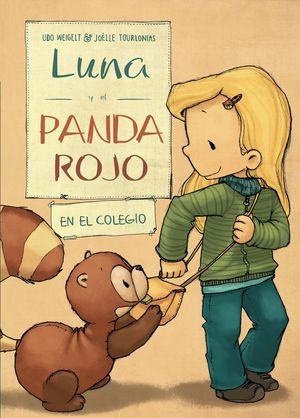 LUNA Y EL PANDA ROJO EN EL COLEGIO