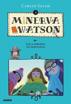 LOS LADRONES DE MONTAÑAS - MINERVA WATSON 4