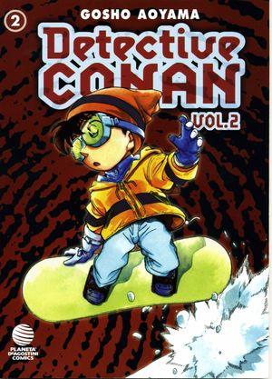 DETECTIVE CONAN II Nº 02