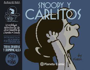 SNOOPY Y CARLITOS 1987 A 1988