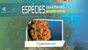 ESPECIES MARINHAS DE CABO VERDE + CD