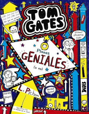 PLANES GENIALES (O NO) - TOM GATES 9